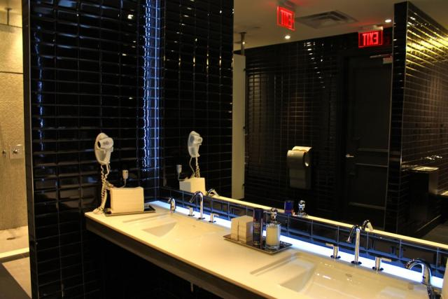 Change Room at the Trump International Hotel and Tower Toronto