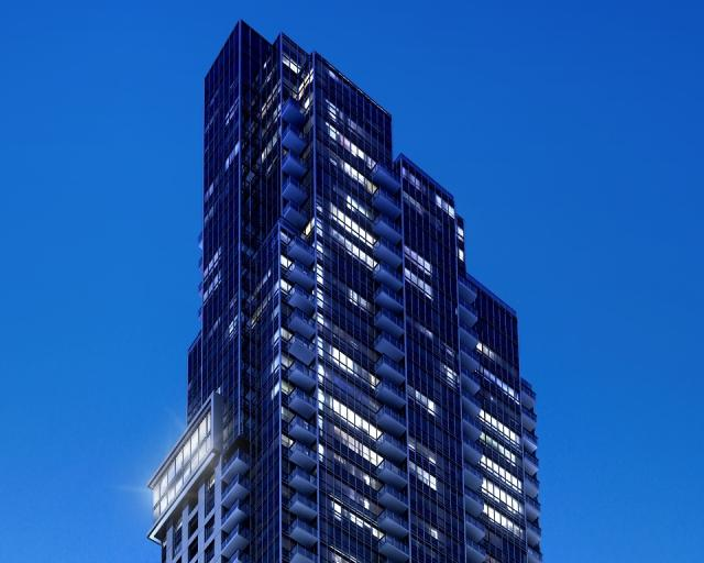 88 Scott Street in Toronto by Concert with Page + Steele Architects
