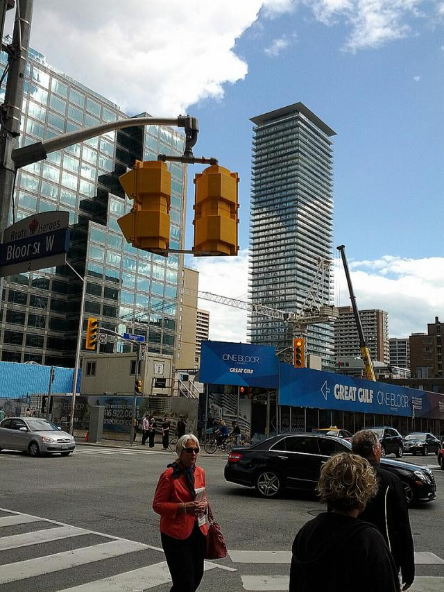 One Bloor East, Toronto Condos, Great Gulf Homes, Hariri Pontarini Architects