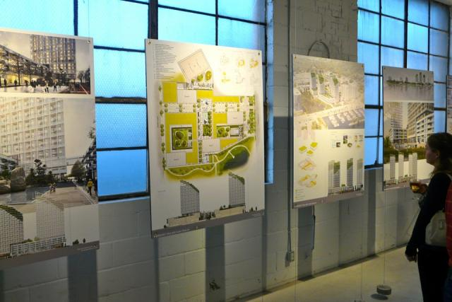 Harmony Village Lake Simcoe design competition event