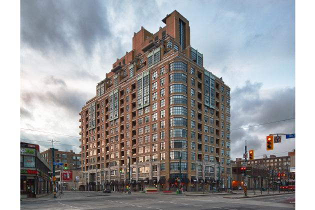The Morgan in Toronto by Great Gulf with Quadrangle Architects