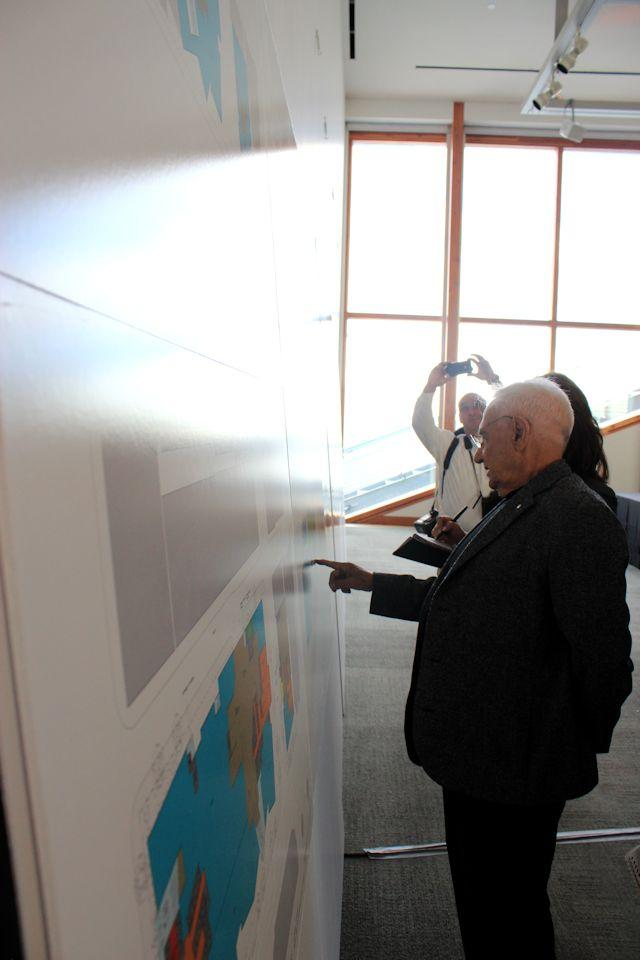 Frank Gehry discusses his Mirvish+Gehry design