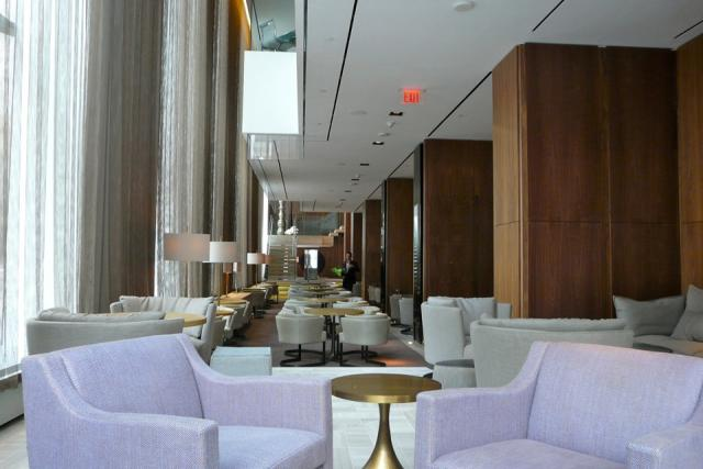 d|bar at Toronto's new Four Seasons, image by Craig White