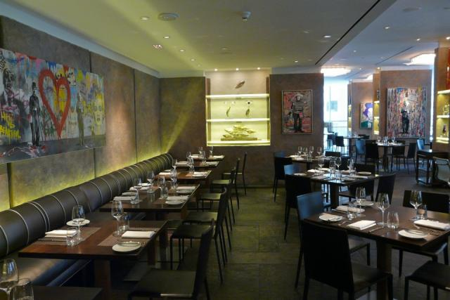 Café Boulud at Toronto's new Four Seasons, image by Craig White