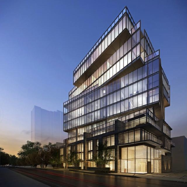 12 Degrees, Toronto Condos, BSaR Group, Core Architects