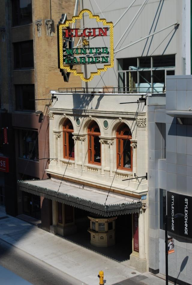 Elgin and Winter Garden Theatre in Toronto