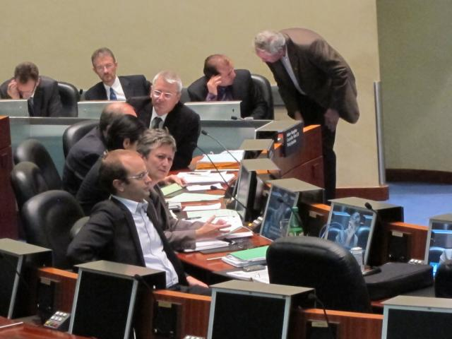 Toronto and East York Community Council councillors Toronto casino