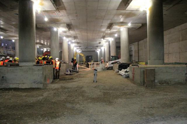 Union Station Revitalization Project Replacement, Toronto