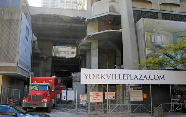 The New Residences of Yorkville Plaza, Toronto Condos, Camrost-Felcorp, WZMH