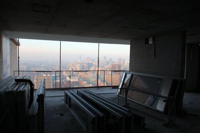 39th floor of Cinema Tower Daniels Corporation Kirkor Toronto