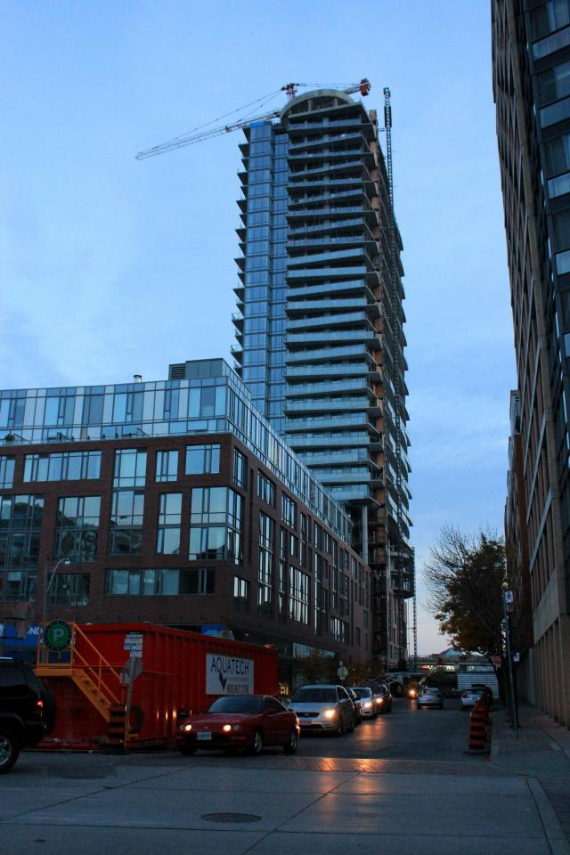 Market Wharf, Toronto Condos, Context Development, architectsAlliance