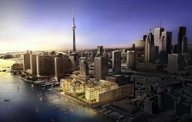 Waterlink at Pier 27, Toronto Condos, Cityzen, Fernbrook Homes, aA
