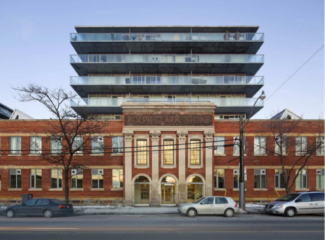 The Printing Factory Lofts, image courtesy of REMAX Condos Plus