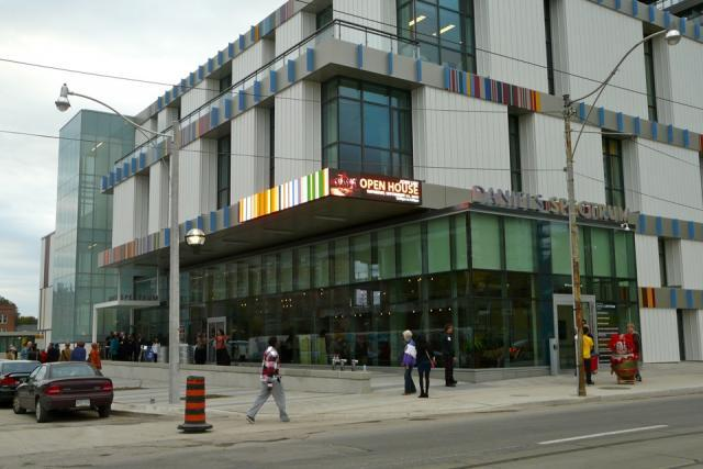 Daniels Spectrum, Toronto Condos, Daniels Corporation, Diamond Schmitt Architect