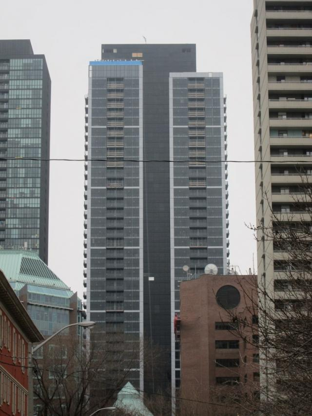 Couture Condominiums, Toronto Condos, Monarch Corporation, Graziani & Corazza