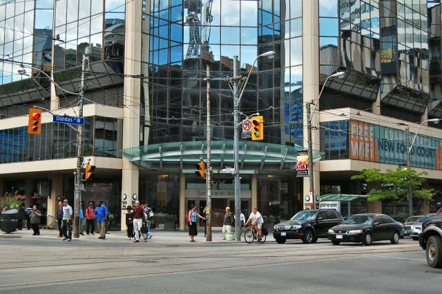 The Atrium, Bay & Dundas, Toronto, 2012