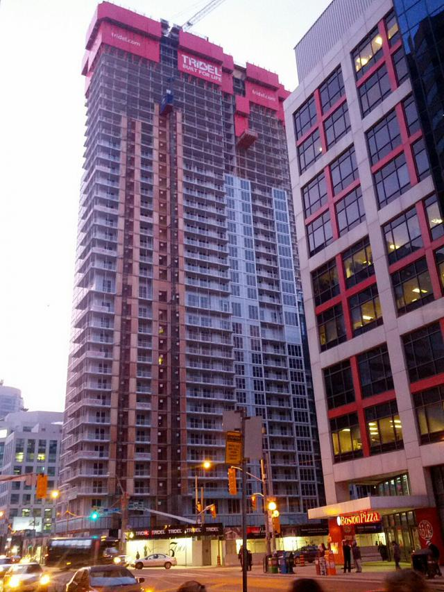 300 Front Street West Under Construction