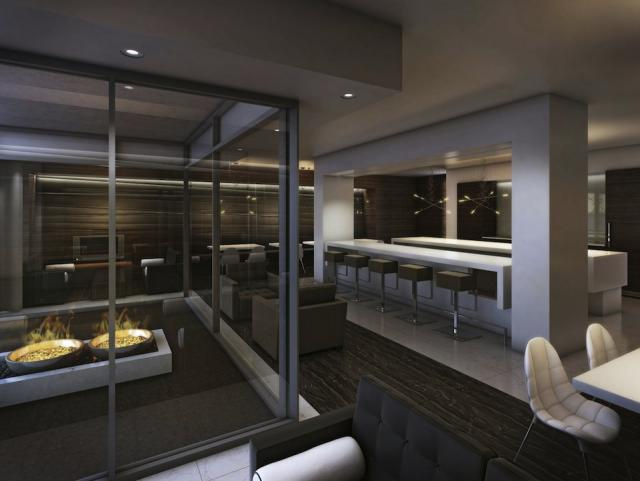 re Hotel & Residences, Lounge, Ottawa
