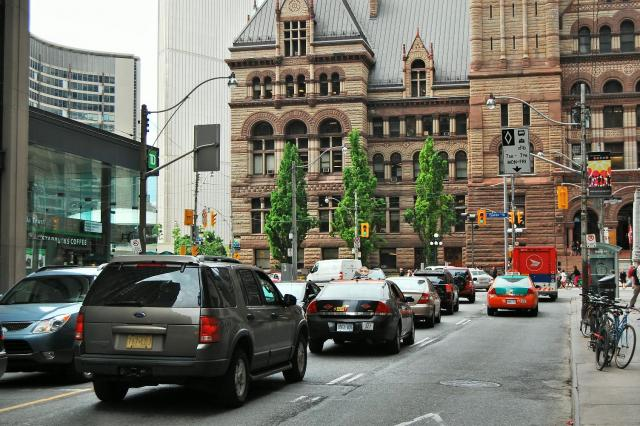 Old City Hall, Bay and Queen, Toronto, 2012