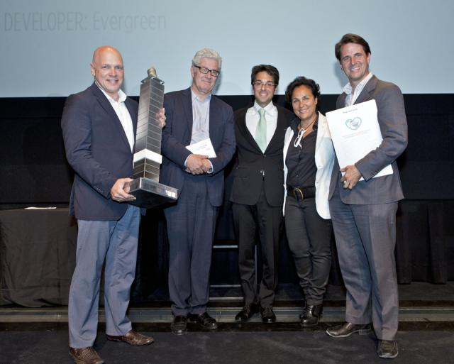 Pug Award Winners, 2012, from Diamond Schmitt Architects & Evergreen Brick Works