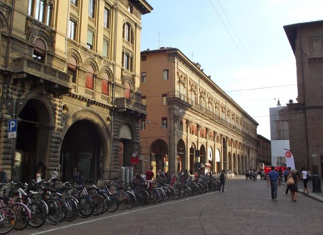 Bologna, from the Cecconi Simone trip to Italy, image courtesy of Cecconi Simone