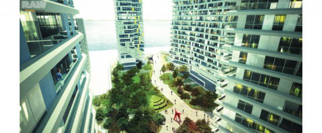 Harmony Village Lake Simcoe, City Core Dev, RAW Design, Diamond Schmitt