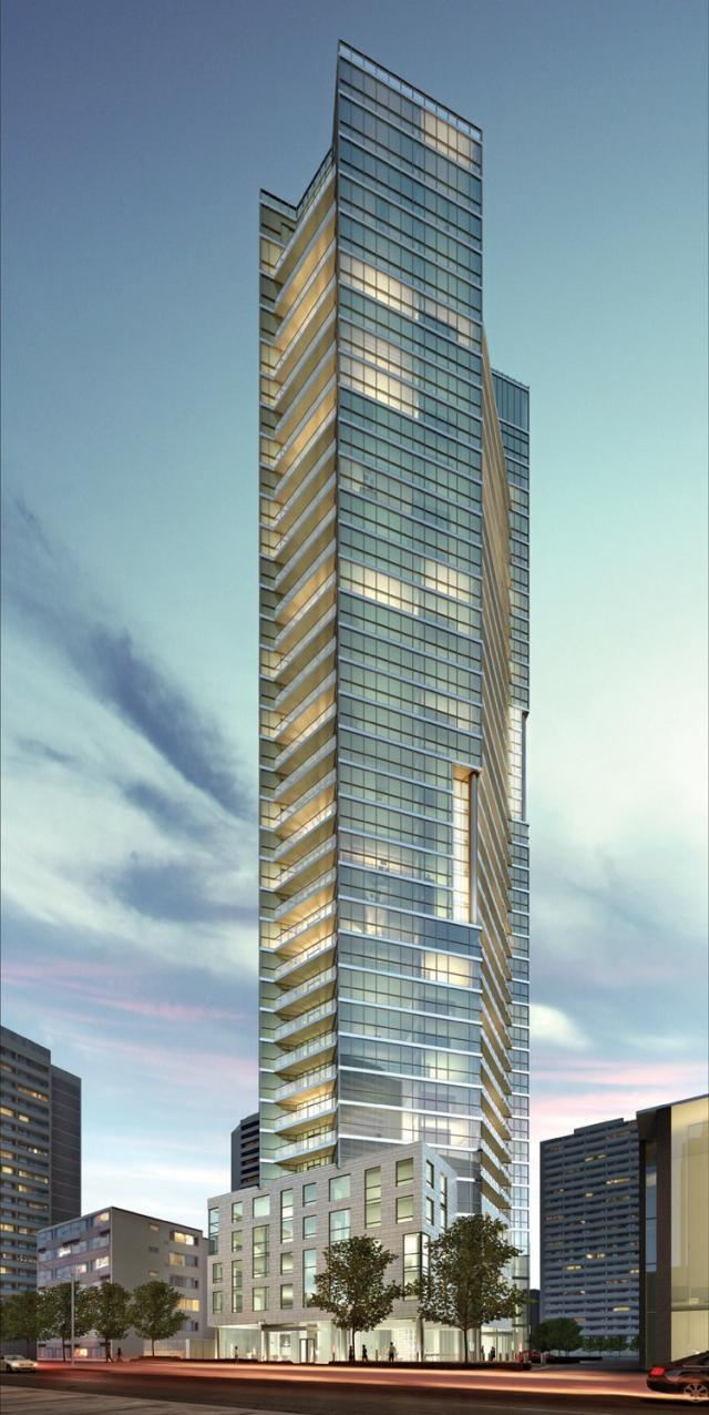 Rendering of CHAZ Yorkville