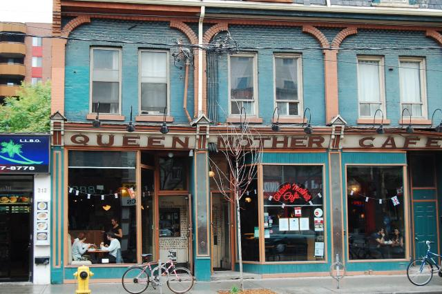 Then And Now 208 Queen West Urban Toronto