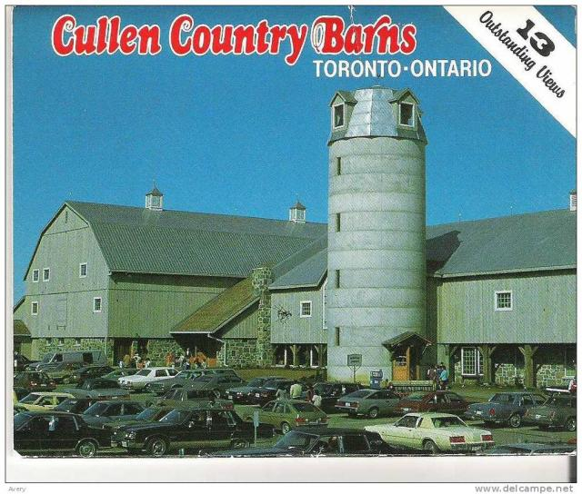 Cullen Country Barns, Toronto, circa 1980