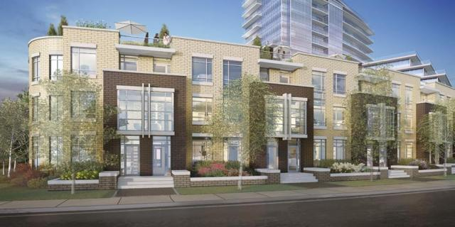 The Berwick and CityTowns Andrin Homes The Brown Group Page + Steele Toronto