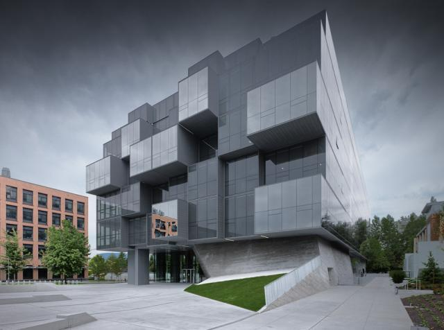 UBC, Faculty of Pharmaceutical Sciences/CDRD  Vancouver, Saucier + Perrotte Arch