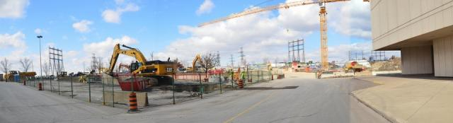 Construction starts on Sherway Gardens' Expansion, Toronto