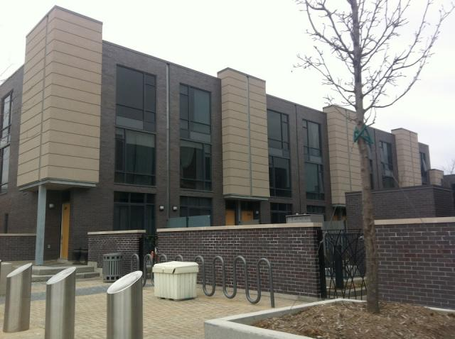 Townhomes at One Valhalla, condos in Toronto by Edlican