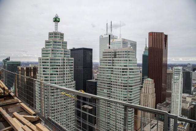 L Tower Cityzen Fernbrook Castlepoint Daniel Libeskind Toronto