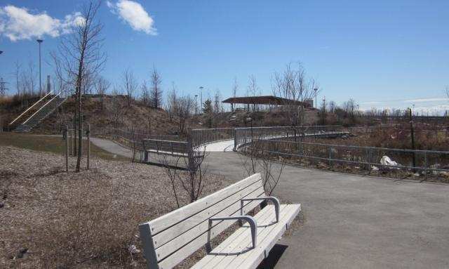 Don River Park, new public park, Toronto
