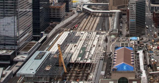 Union Station Revitalization Zeidler Partnership GO Toronto