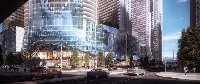 1& 7 Yonge Street Pinnacle International Hariri Pontarini Architects Toronto