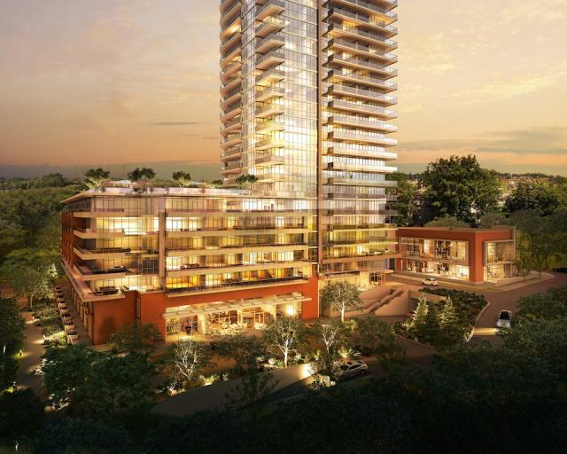 Westlake Condos, Onni Group, Page + Steele / IBI Group Architects