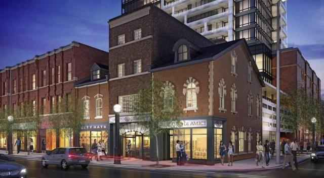 FIVE St Joseph MOD Development Graywood Hariri Pontarini Toronto
