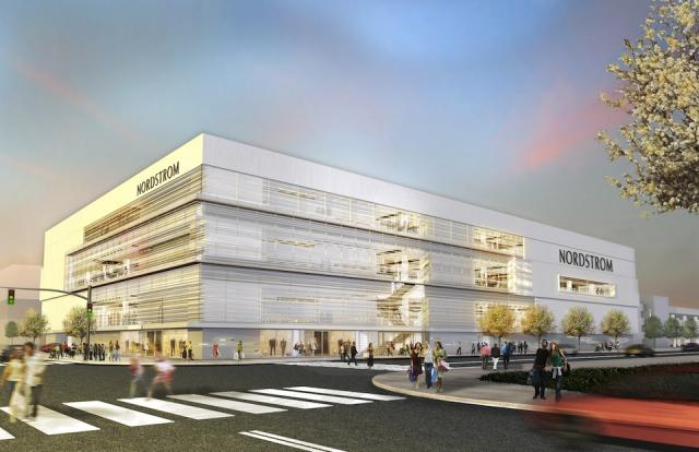 Yorkdale Shopping Centre Expansion, MMC Architects, Oxford Properties, Nordstrom