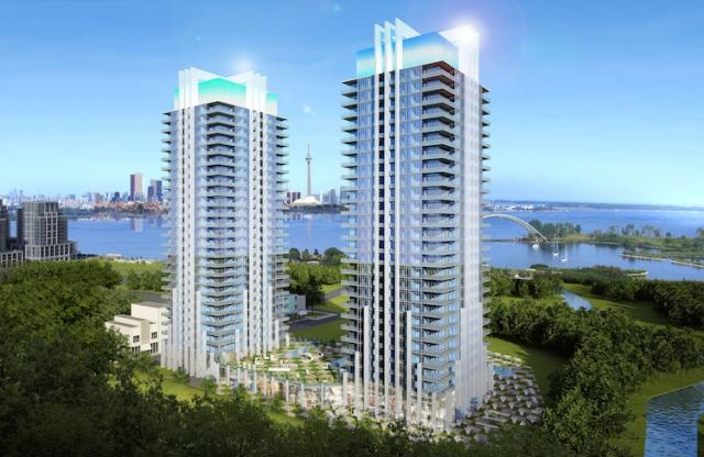 South Beach Condos and Lofts by Amexon Development