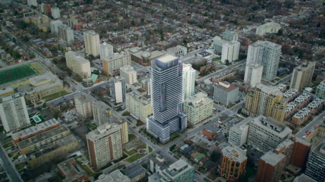 Freed 155 Redpath Condos at Yonge and Eglinton Avenue in Midtown Toronto