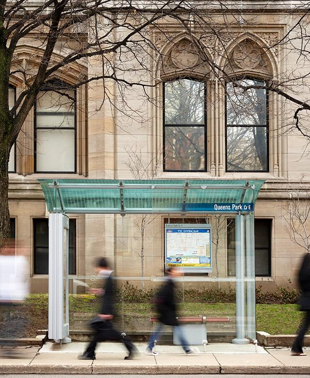 transit, shelter, street, furniture, Kramer Design Associates