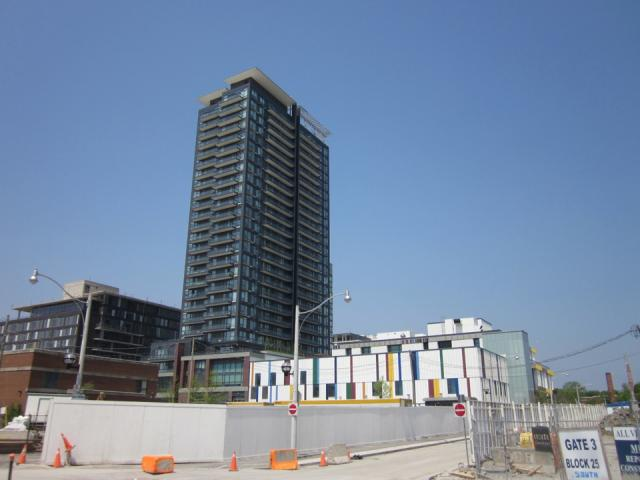 Paintbox, Regent Park, Toronto, development