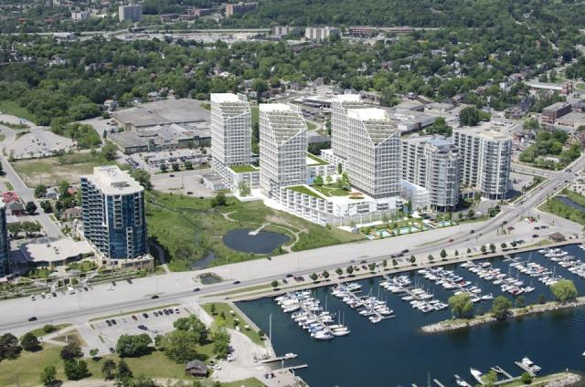 RAW Design, City Core Developments, Diamond Schmitt, Harmony Village Lake Simcoe