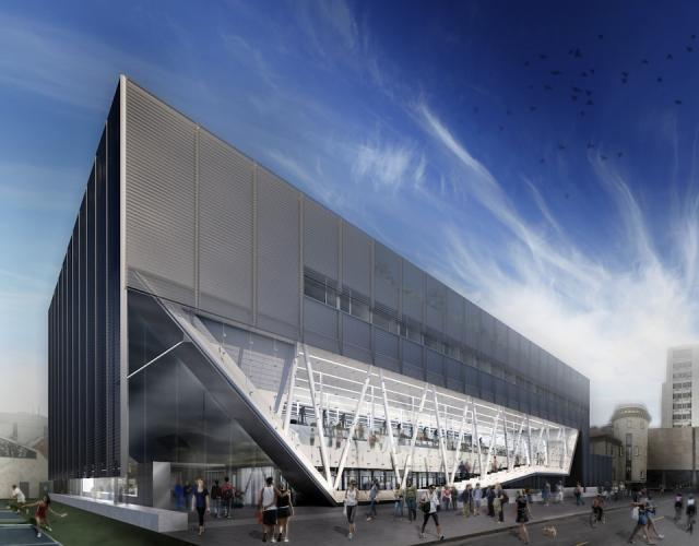 Goldring Centre for High Performance Sports to Improve U of T