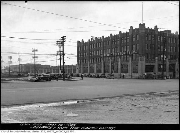 Loblaws, City of Toronto, Archives