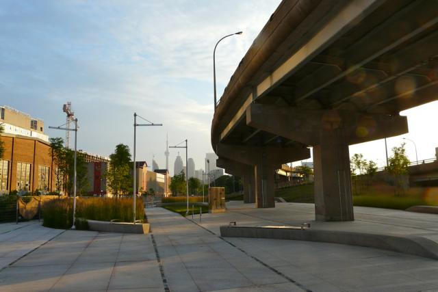 Underpass Park by Waterfront Toronto