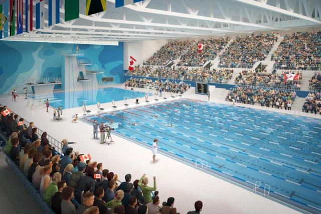 Pan Am Games Venues On Track As 2 Year Countdown Starts