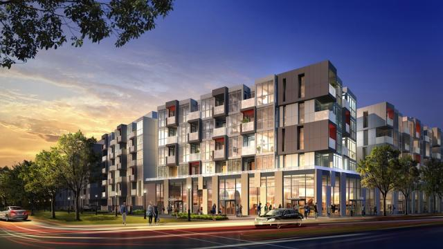 LINK Condos + Lofts in Burlington by RAW Design for Adi Development Group and Fo